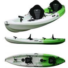 triple-kayak-sit-on-top-green-1