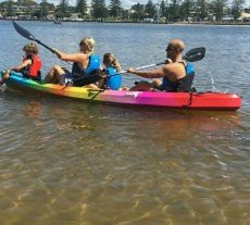 Family and Tandem Kayaks