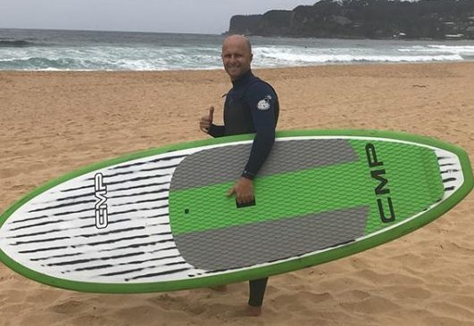 choosing a surf paddle-board